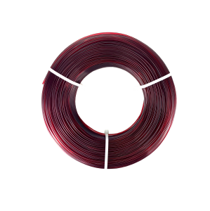 REFILL EASY PET-G: BURGUNDY TRANSPARENT (1,75mm/850 g)
