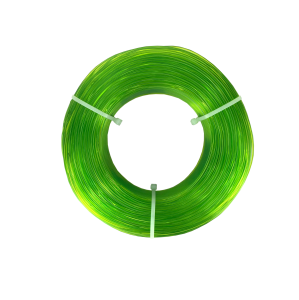 REFILL EASY PET-G: LIGHT GREEN TRANSPARENT (1,75mm/850 g)