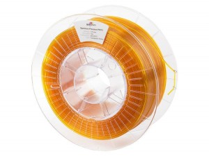 Spectrum PET-G: TRANSPARENT YELLOW (1,75mm/1 kg)