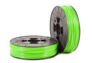 HBOT PETG: GREEN TRANSPARENT(2,85mm/1kg)